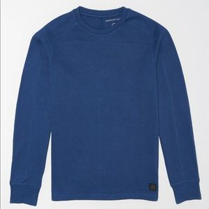 AEO thermal tee shirt long sleeve